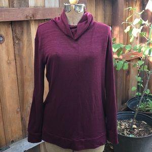 3/$15 Target sweater maroon XS